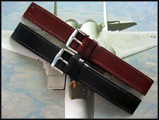 22mm Open End Aviator Pilot Mil Oily watchband IW SUISSE 10-12-14-16-18-19-20-24