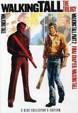 Walking Tall: The Trilogy [3 Discs] DVD Region 1