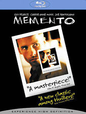 Memento (Blu-ray Disc, 2006) Guy Pearce