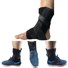 1 Piece Neoprene Ankle Brace Support Pad Guard Achilles Tendon Sports Strap Foot