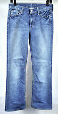 7 For All Mankind Seven Jeans High Waist New Amsterdam Bootcut 27 Womens