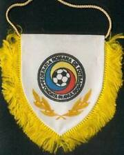 ROMANIA FOOTBALL FEDERATION WORLD CUP' 94 USA OLD LOGO SMALL PENNANT