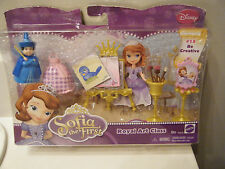 Mattel Disney Sofia the First Royal Art Class Play Set with Fairy Godmother -NIB