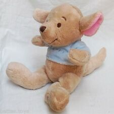 DISNEY EXCLUSIVE BABY ROO SOFT TOY COMFORTER  WINNIE THE POOH