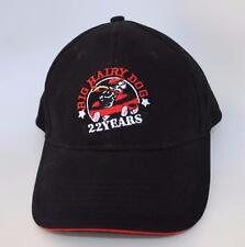 """BIG HAIRY DOG 22 YEARS"" Information Systems One Size Fits Most Baseball Cap Hat"