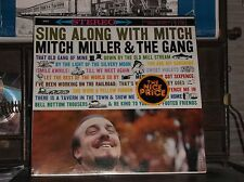MITCH MILLER & AND THE GANG sing along with LP SEALED columbia PC 8004 gatefold