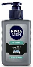 Nivea Oil Control All In One Pump Face Wash For Men - 150ml
