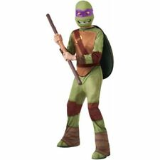 NEW TMNT Donatello Costume Child Boy Teenage Mutant Ninja Turtles Halloween L