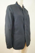 +J JIL SANDER FOR UNIQLO Midnight Navy Black Reversible Formal Casual Jacket
