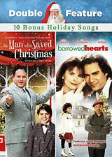 DOUBLE FEATURE THE MAN WHO SAVED CHRISTMAS & BORROWED HEART10 BONUS HOLIDAY SONG