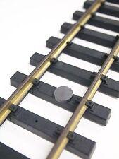 1 Set 6 Pcs MAGNETS for  1:25 G SCALE MODEL TRAIN SOUND SYSTEM TRACK SENSOR