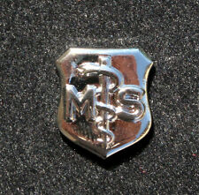 US AIR FORCE MEDICAL SERVICE CORPS MSC BADGE PIN MTF HSA AFB AUTHENTIC WOW