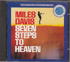 MILES DAVIS - seven steps to heaven CD