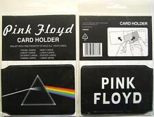 "PINK FLOYD ""DARK SIDE OF THE MOON"" EC KARTEN ETUI / KREDITKARTE ETUI CARD HOLDER"