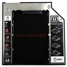 NEW PATA IDE 2nd HDD Hard Driver Caddy 9.5mm for HP Compaq 2510p NC2400 Multibay