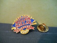 Royal Canadian Legion Lapel Pin,Million Dollar Lottery 2000