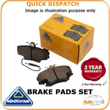 NP2061 FRONT BRAKE PADS FOR TOYOTA AVENSIS 2.2 2005-2008