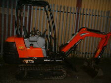 Mini Micro Digger hire  for one week free delivery All surrounding areas