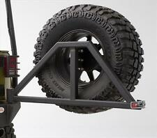 Body Armor 4X4 Rear Swing Arm Tire Carrier 87-16 Jeep Wrangler JK 5294 Black