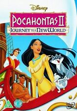Walt Disney POCAHONTAS 2 -Journey To a New World (DVD-2001, 1 Disc) Region 2****