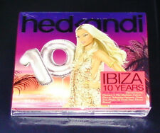 Hed Kandi 10 years IBIZA 3 DISC set CD expédition rapide NOUVEAU & OVP