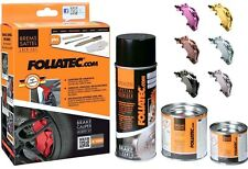 FOLIATEC BRAKE CALIPER PAINT KIT - METALLIC - PRESTIGE GOLD