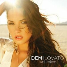 Unbroken by Demi Lovato (CD, Sep-2011, Hollywood)