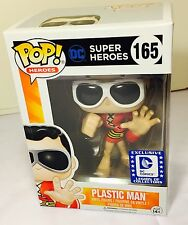 Funko Pop! Plastic Man #165 DC Legion Of Collectors Exclusive (IN HAND)