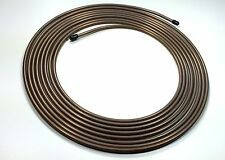 """1/4"""" (.25"""" O.D.) Copper Nickel Tubing Roll - 25 Ft."""