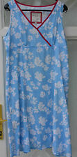 Pretty Joules Lined Cotton Sleeveless Dress Size 16