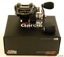 ABU GARCIA REVO ELITE 8-L 8.0:1 GEAR RATIO LEFT HAND BAITCAST REEL #1285254