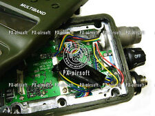 DIY Amplify Parts for TRI PRC-152 Radio(mbitr,silynx,peltor,nacre,crye,devgru)