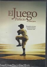 El Juego Perfecto - The Perfect Game DVD NEW English & Spanish Audio SEALED
