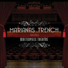 Masterpiece Theatre [Digipak] by Marianas Trench (CD, Sep-2010, 604 Records)
