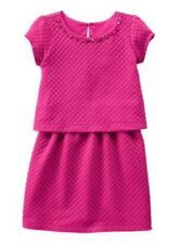 NWT Gymboree Girls Plum Pony Quilted Tiered Dress Fall Gems Size 10