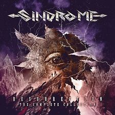 SINDROME - RESURRECTION-THE COMPLETE COLLECTION  VINYL LP+CD NEU