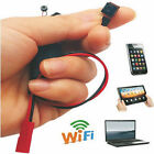 Mini Wireless HD 1080P Hidden Camera Wifi Module DVR Video IP P2P Recorder Spy