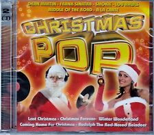 CHRISTMAS POP - VARIOUS ARTISTS / 2 CD-SET - NEU