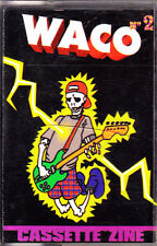 CASSETTE Various WACO Greatest shit SPANISH PUNK indie