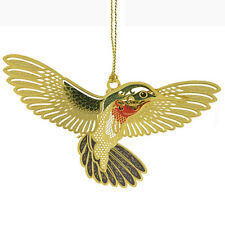 Baldwin Brass/Chemart Christmas Ornament - HUMMINGBIRD - #55955