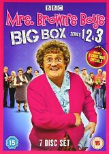 MRS BROWNS BOYS Complete TV Series DVD 1-3 Collection Box Set Season 1 2 3 New