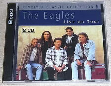 THE EAGLES Live on Tour SOUTH AFRICA release Cat# REVCDD 615 USA Shipping is $10