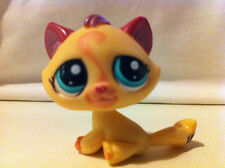 LITTLEST PET SHOP ~ LPS ~ Swirl Tabby Cat  # 1919 ~ multi buy discount offers