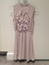 H&M Women's Beige Dress Size XS 32
