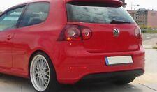 sotto paraurti posteriore R32-look Volkswagen Golf 5 nuovo ABS senza fori