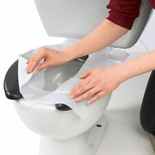 30 Disposable High Quality Toilet Seat Cover Hygienic Protection Flushable Cover