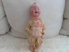 Antica PORCELLANA testa bambola-Fratelli Heubach