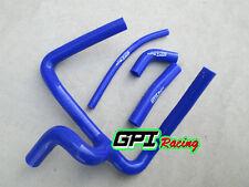 Honda CR250 CR250R 2002-2008 07 2006 2005 2004 2003 silicone radiator hose ,BLUE