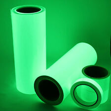 Luminous Tape Self-adhesive Glow In The Dark Safety Light Sticker Stage Home 10M