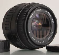 SIGMA UC Zoom 1:4-5,6/24-50mm Multi-Coated (ff02857)